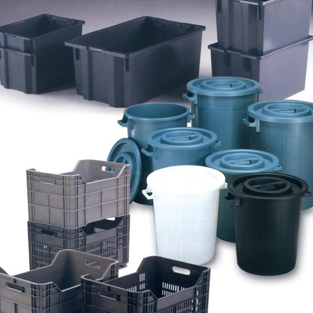 contenitori in plastica e speciali