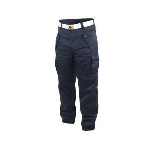 Pantalone multistagionale per divisa di servizio