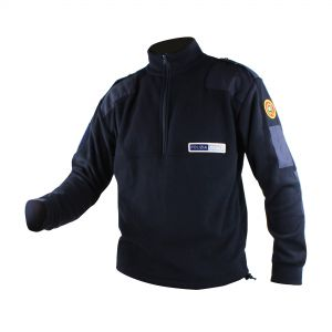 Pile blu Polizia Locale
